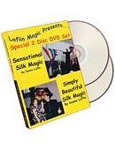 Sensational Silk Magic And Simply Beautiful Silk Magic DVD