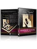 Sheer Luck - The Comedy Book Test DVD & props