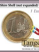Shim Shell - 1 Euro Coin Gimmicked coin