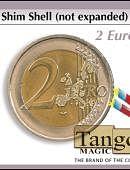 Shim Shell - 2 Euro Coin Gimmicked coin