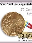 Shim Shell - 50 Euro Cents Coin