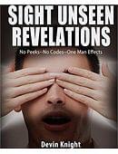 Sight Unseen Revelations Trick