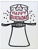 Signature Edition Sketchpad Birthday Trick