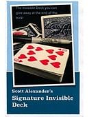 Signature Invisible Deck Trick