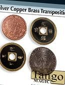 Copper/Silver/Brass (Chinese Coin) Gimmicked coin