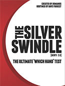 Silver Swindle DVD & props