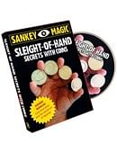 Sleight Of Hand With Coins DVD