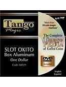 Slot Okito Coin Box  One Dollar DVD