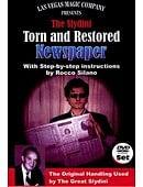Slydini Newspaper Tear DVD