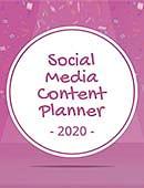Social Media Content Planner Magic download (ebook)