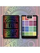Tally Ho Spectrum Deck Deck of cards