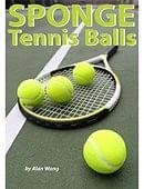 Sponge Tennis Balls Accessory