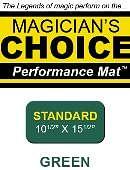 Standard Close-Up Mat (GREEN - 10.5x15.5) Accessory