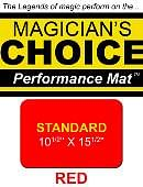 Standard Close-Up Mat (RED - 10.5x15.5) Accessory