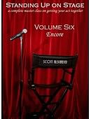Standing Up On Stage Volume 6 Encore DVD