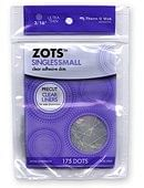Sticky Dots Small  Bag of Singles Trick