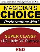 Super Classy Close-Up Mat (RED, 34 inch) Accessory