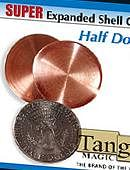 Super Expanded Shell - Half Dollar - Tail Gimmicked coin