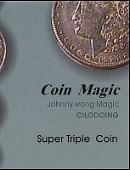 Super Triple Coin DVD