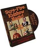 Sure Fire Kid-Show Magic DVD