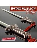 Sword Swallow Deluxe Trick