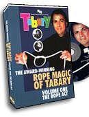 Tabary Elegant Rope Magic (Volumes 1 & 2)