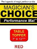 Table Topper Close-Up Mat (7 inch x 12.5 inch) Accessory