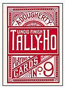 Tally-Ho Circle Back Playing Cards Deck of cards