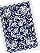 Tally-Ho Fan Back Playing Cards Deck of cards