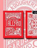 Tally Ho Reverse Fan Back Limited Edition Deck of cards