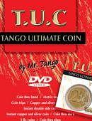 Tango Ultimate Coin - 2 Euros Gimmicked coin