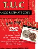 Tango Ultimate Coin - Copper/Silver Gimmicked coin