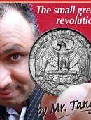 Tango Ultimate Coin - Quarter Dollar Gimmicked coin