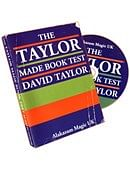 Taylor Made Book Test Book
