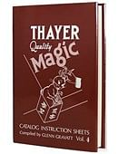 Thayer Quality Magic Volume 4 Book