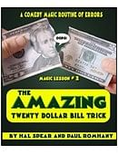The Amazing Twenty Dollar Bill Trick DVD