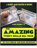 The Amazing Twenty Dollar Bill Trick DVD