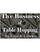 The Business of Table-Hopping Magic download (ebook)