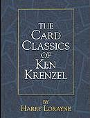 Card Classics of Ken Krenzel Book