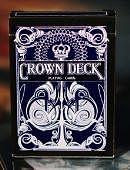 The Crown Deck - Blue