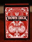 The Crown Deck - Red