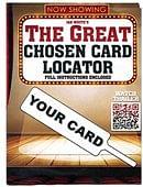 The Great Chosen Card Locator QH Trick