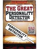 The Great Personality Detector Paddle Trick