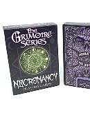 The Grimoire Series (Necromancy) Playing Cards Deck of cards