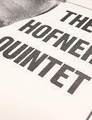 The Hofner Quintet Book