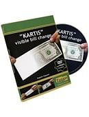 The Kartis Visible Bill Change Trick