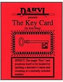 The Key Card Trick