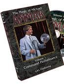 The Magic of Michael Ammar 1 - 4 DVD or download