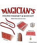 The Magicians Micro Magnet kit Trick