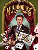The Millionaire's Magician: A Graphic Novel Book